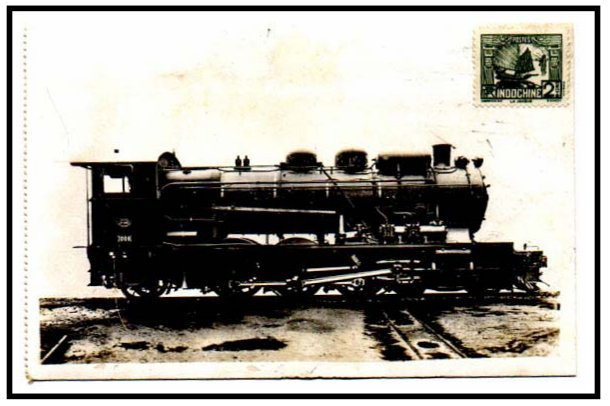 Locomotive 1008